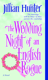 The Wedding Night of an English Rogue Cover