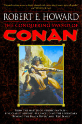 The Conquering Sword of Conan Cover