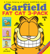 Garfield Fat Cat 3-Pack Cover