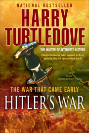 SDCC 2012: Harry Turtledove on Hitler, History and Fiction