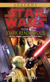 Star Wars: Yoda: Dark Rendezvous Cover