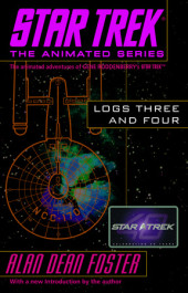 Star Trek Logs Three and Four Cover