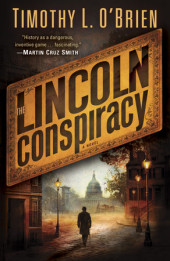 The Lincoln Conspiracy Cover