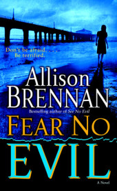 Fear No Evil Cover