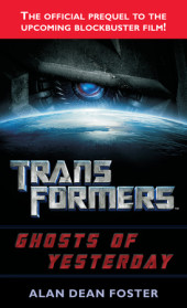 Transformers: Ghosts of Yesterday Cover
