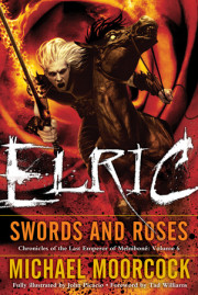 "The White Wolf Rides Again: Artist John Picacio on Illustrating Michael Moorcock's ""Elric: Swords and Roses"""