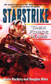 Starstrike: Task Force Mars Cover