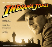 The Complete Making of Indiana Jones Cover