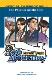 Phoenix Wright  Ace Attorney Cover