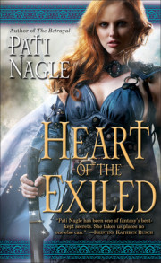 "Take Five with Pati Nagle, Author, ""Heart of the Exiled"""