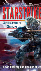 Starstrike: Operation Orion Cover
