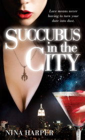 Succubus in the City Cover