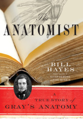 The Anatomist Cover