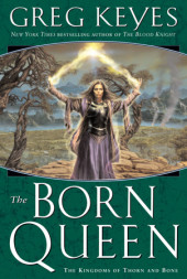 The Born Queen Cover