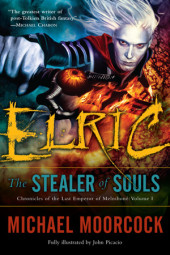 Elric   The Stealer of Souls Cover