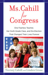 Ms. Cahill for Congress