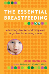 The Essential Breastfeeding Log Cover