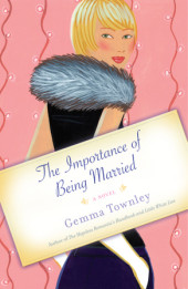 The Importance of Being Married Cover