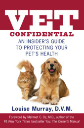 Vet Confidential Cover