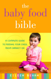 The Baby Food Bible Cover