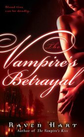 The Vampire's Betrayal Cover