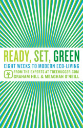 Ready, Set, Green Cover
