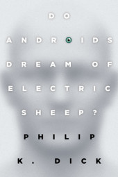 Do Androids Dream of Electric Sheep? Cover