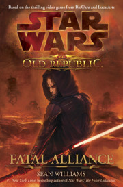 "An Interview with Sean Williams, Author, ""Star Wars: The Old Republic: Fatal Alliance"""