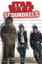 Get Yourself a Late Christmas Gift: Timothy Zahn's 'Scoundrels'