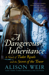 A Dangerous Inheritance Cover