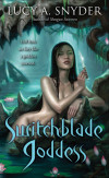 Take Five with Lucy Snyder, Author, 'Switchblade Goddess'