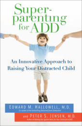 Superparenting for ADD Cover