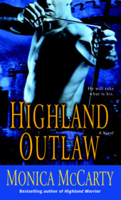 Highland Outlaw Cover