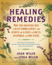 Healing Remedies Cover