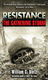 Resistance    The Gathering Storm Cover