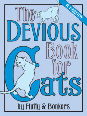 The Devious Book for Cats Cover