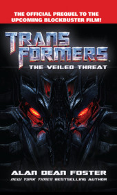Transformers      The Veiled Threat Cover