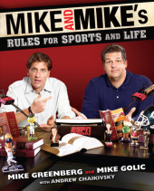 Mike and Mike's Rules for Sports and Life Cover