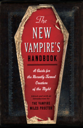 The New Vampire's Handbook Cover