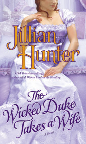 The Wicked Duke Takes a Wife Cover