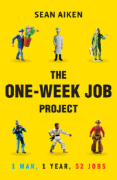 The One-Week Job Project Cover