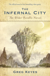 The Infernal City: An Elder Scrolls Novel Cover