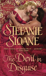 The Devil in Disguise. Stefanie Sloane. Shining Desk