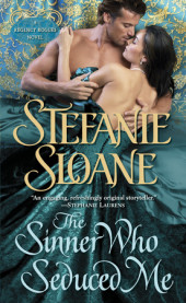 The Sinner Who Seduced Me Cover