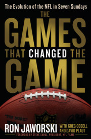 Sneak Peek of Ron Jaworski's New Book on ESPN.com!