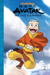 Avatar: The Last Airbender 2 Cover
