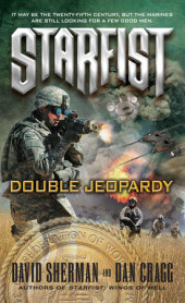 Starfist: Double Jeopardy Cover