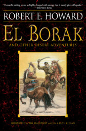 El Borak and Other Desert Adventures Cover