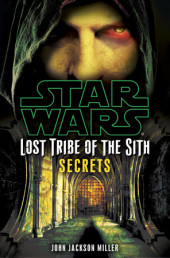 Secrets: Star Wars (Lost Tribe of the Sith #8) Cover