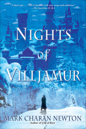 Nights of Villjamur Cover